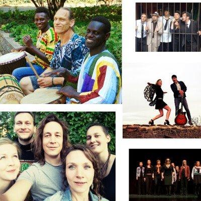 Klangstraße Festival | Ein Tag voller Musik in der Resi Berlin | 12. Oktober 2018
