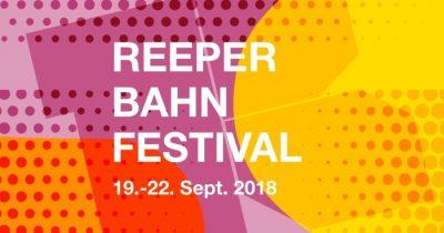 Reeperbahn Festival in Hamburg (19.-22.09.2018)   Musik-Tipps + Line-Up