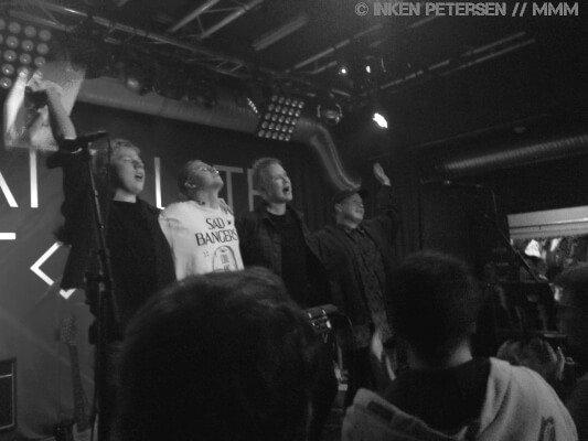 Satellite Stories live in Berlin 2018 Abschlusstour