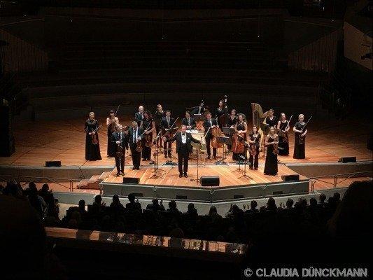 Daniel Hope Berliner Philharmonie Foto Claudia Dünckmann
