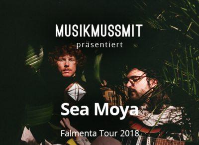 Sea Moya auf Falmenta Tour 2018