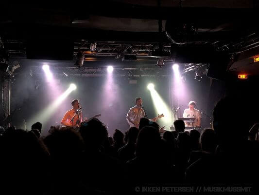 Teleman live im Frannz Club Berlin Konzertbericht MUSIKMUSSMIT