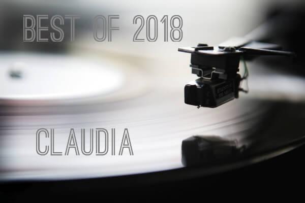Best Of 2018 Claudia MUSIKMUSSMIT Rückblick
