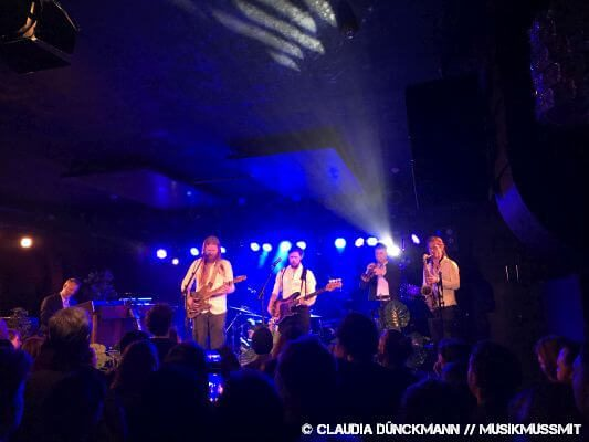 Read more about the article Good Feeling Konzert – Júníus Meyvant live in Berlin