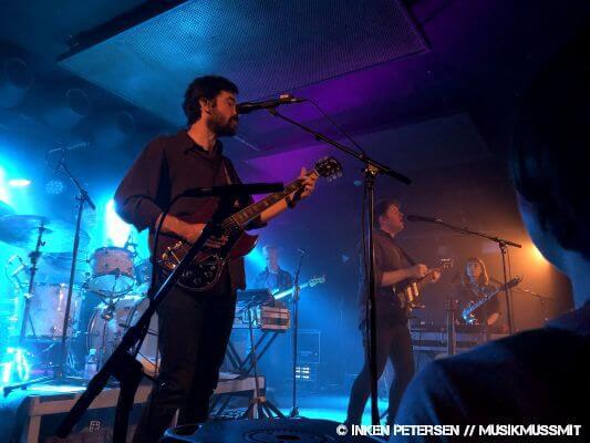 Review: The Paper Kites live im ausverkauften Bi Nuu Berlin