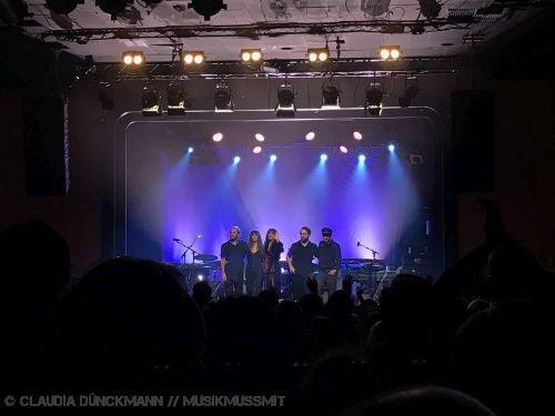 Sharon van Etten live in Berlin 2019 MUSIKMUSSMIT