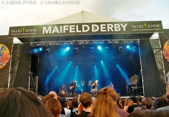 Read more about the article Review: Maifeld Derby | für Musikliebhaber*innen und gute Menschen