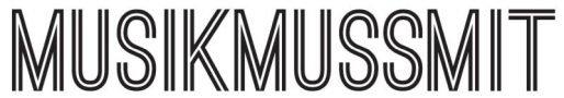 Schriftzug-Logo MUSIKMUSSMIT Musikblog Berlin