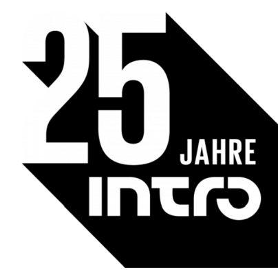 25 Jahre Intro Geburtstag Party Köln und Berlin