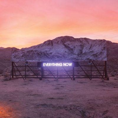 Arcade Fire Everything Now Album Cover