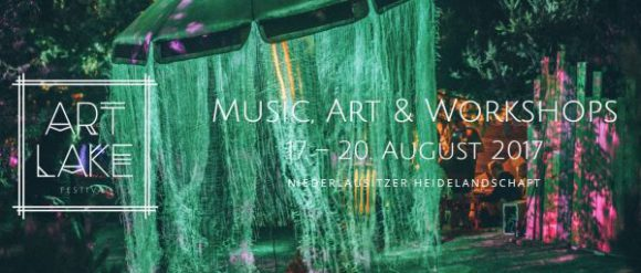 Read more about the article Artlake Festival am Bergheider See (17.-20.08.2017)    Musik-Tipps + Playliste