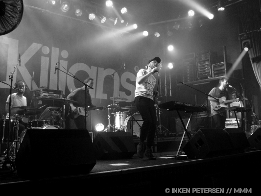 Kilians live in Berlin Support Baru Konzertbericht Foto MUSIKMUSSMIT