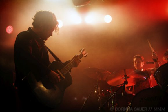 Read more about the article Konzertbericht: Black Rebel Motorcycle Club in Berlin
