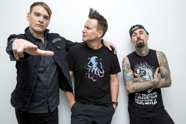 Blink-182 Tourdaten 2017