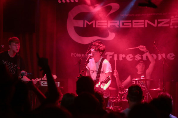 Emergenza Festival im Privatclub Berlin