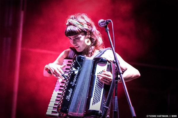 Electro Rumbaiao beim Sziget Festival 2017 MUSIKMUSSMIT