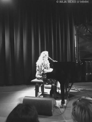 Frances live in Köln Konzertbericht MUSIKMUSSMIT Foto Julia Silko