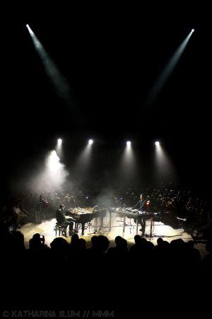 Grandbrothers live im Funkhaus Berlin Konzertbericht MUSIKMUSSMIT
