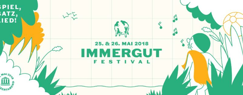 Immergut Festival 2018 Line Up