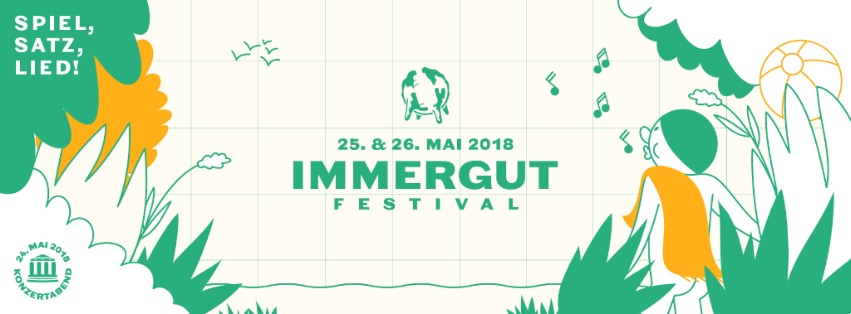 Immergut Festival 2018 Line Up