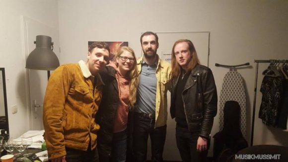 Interview mit Two Door Cinema Club MUSIKMUSSMIT