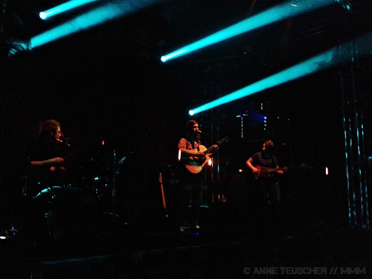 Jordan Klassen Support Husky Konzert Berlin Konzertbericht MUSIKMUSSMIT