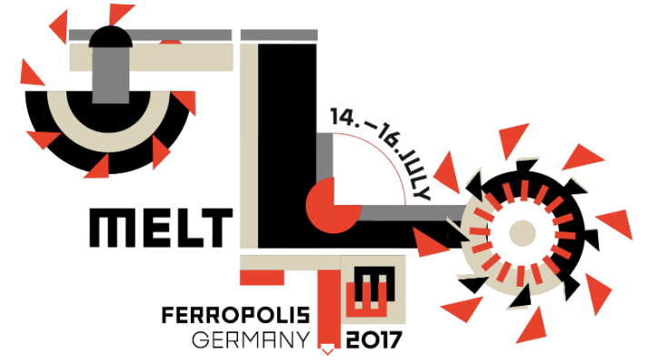 You are currently viewing 20 Jahre Melt! Festival – Dicke Sause mit grandiosem Line-Up
