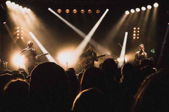 Mighty Oaks live im Lido exklusiver Gig Foto MUSIKMUSSMIT