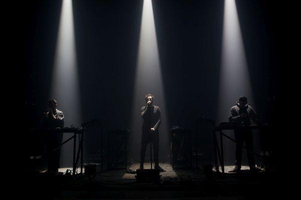 Moderat Konzert Berlin 2017