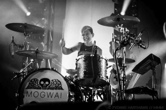Mogwai live in der Columbiahalle Berlin MUSIKMUSSMIT