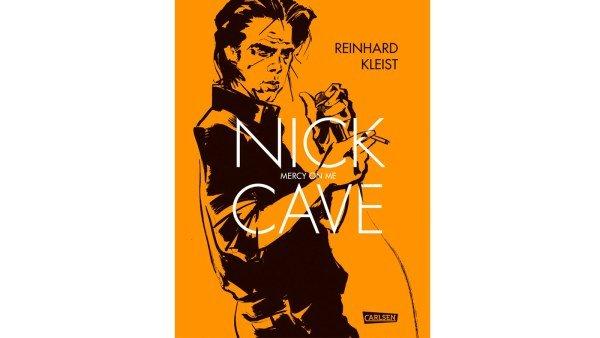 Mercy on Me Graphic Novel Reinhard Kleist Lesereise