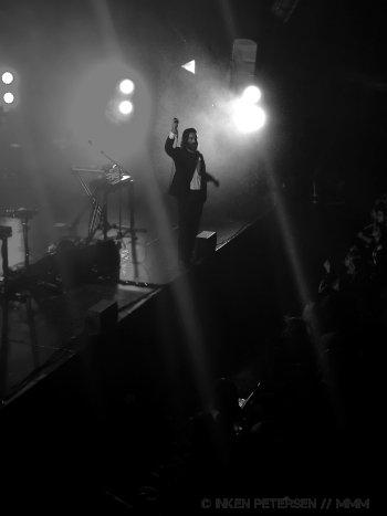 Nick Murphy aka Chet Faker live in Berlin Konzertbericht MUSIKMUSSMIT