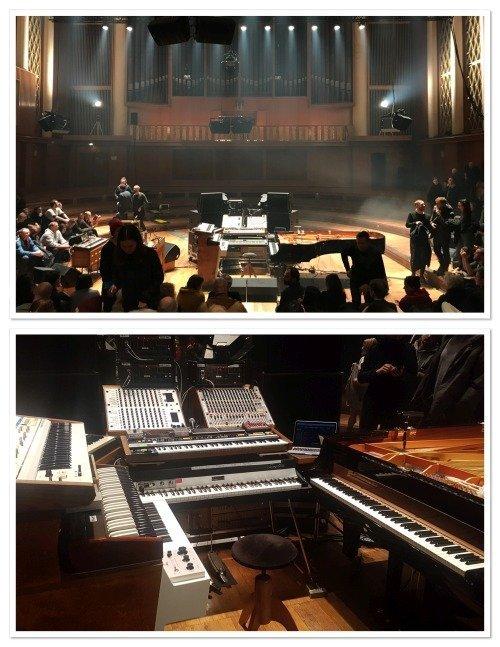 Nils Frahm Konzert Funkhaus Berlin 2018 Review MUSIKMUSSMIT