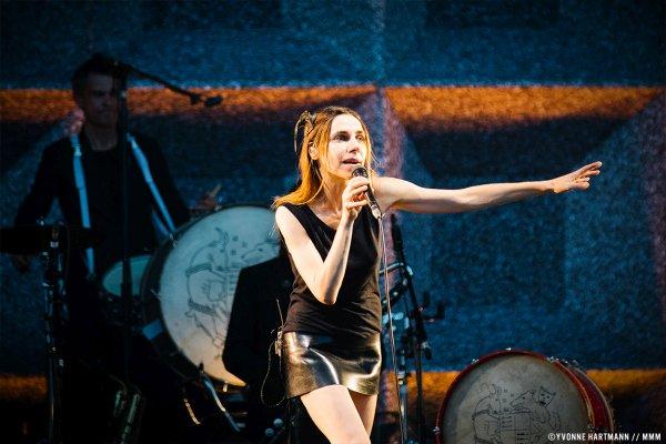PJ Harvey Festivalbericht Fotostrecke Sziget Festival Budapest 2017 MUSIKMUSSMIT