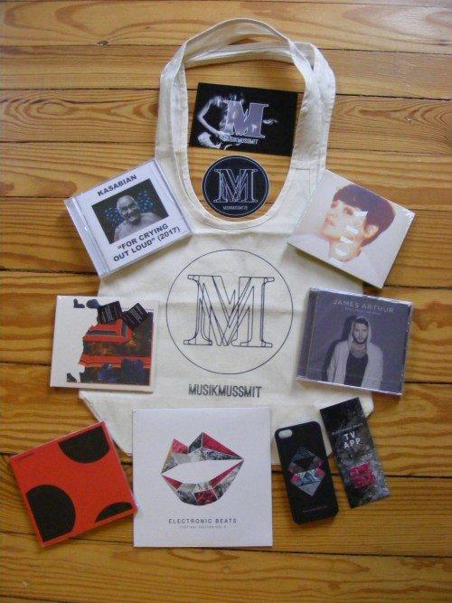 CD Paket gewinnen bei MUSIKMUSSMIT Umfrage 2017