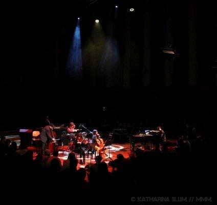 Erased Tapes is ten Geburtstagsfeier im Funkhaus Berlin MUSIKMUSSMIT
