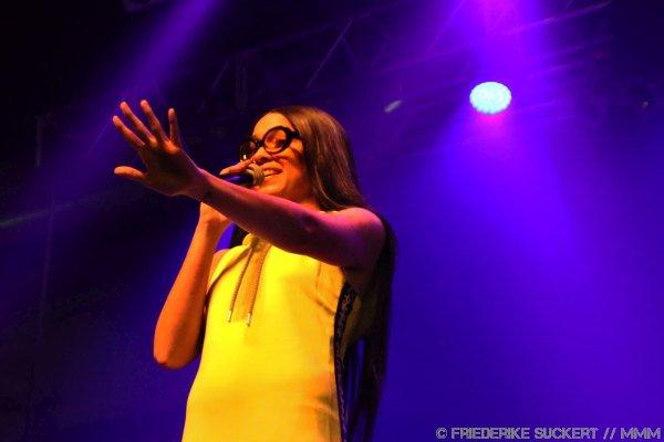 Princess Nokia live im Huxleys Berlin MUSIKMUSSMIT