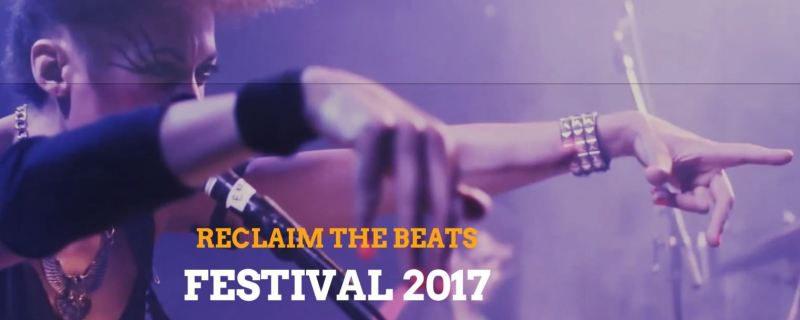 Reclaim The Beats Festival in Berlin