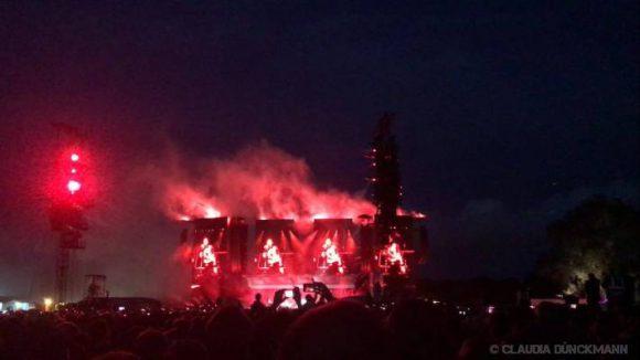 Konzertbericht: Rolling Stones live im Stadtpark Hamburg