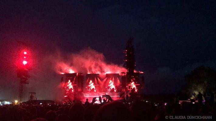 Rolling Stones live in Hamburg Konzertbericht MUSIKMUSSMIT