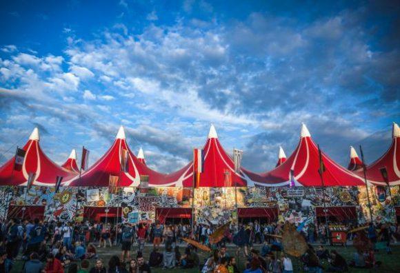 Sziget Festival Pressefoto