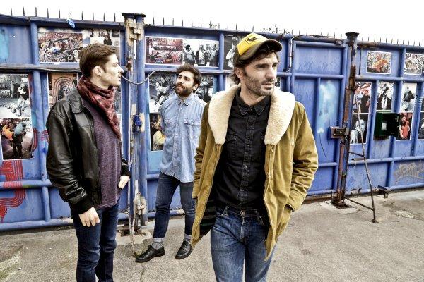 Talisco Tourdaten Deutschland neues Album Foto Jerome Ghern