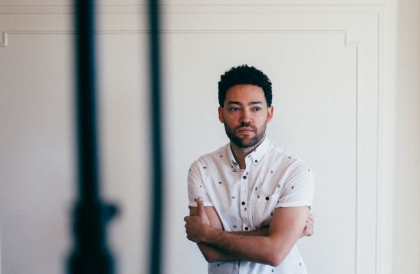 Taylor McFerrin live in Berlin Prince Charles