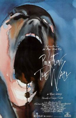 The Wall Pink Floyd Film Kino Poster