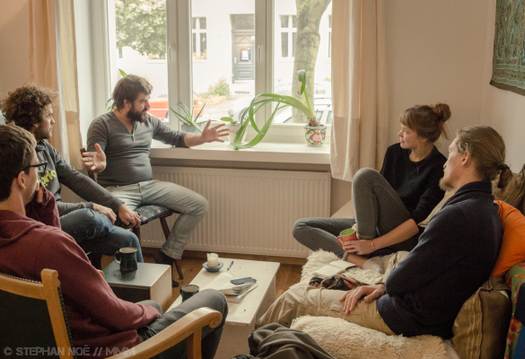 Interview Cats & Breakkies MUSIKMUSSMIT Foto Stephan Noe