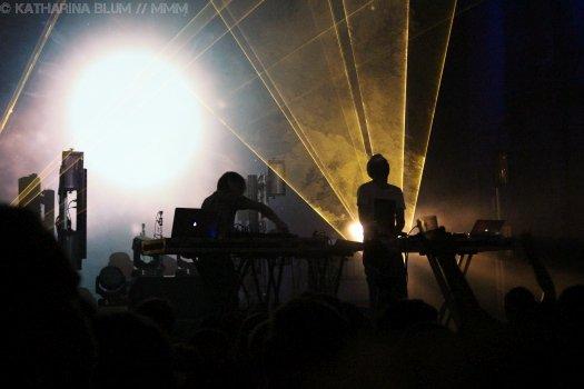 Kiasmos live in Berlin Konzertbericht und Fotos Katharina Blum MUSIKMUSSMIT