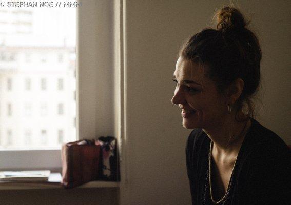 Hausbesuch bei Lisa Kudoke in Berlin MUSIKMUSSMIT Foto Stephan Noe