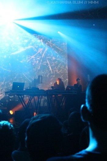 Support Löffler und Mohna Kiasmos live in Berlin Konzertbericht und Fotos Katharina Blum MUSIKMUSSMIT