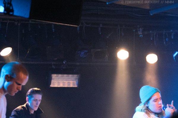 Shura live in Berlin Konzertbericht Foto Friederike Suckert