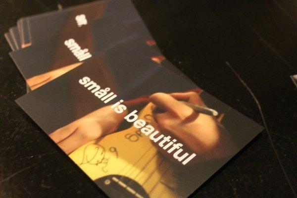 Småll Sessions vorgestellt MUSIKMUSSMIT Foto Nele Hinner